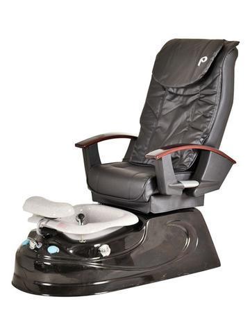 Pibbs - Granito Turbo Jet Pedia Spa w/ Shiatsu Massage Chair