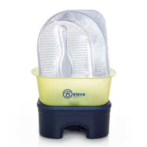 Savvy - Bliss Belava Heater/Massage Pedi Bath #SAV-0099