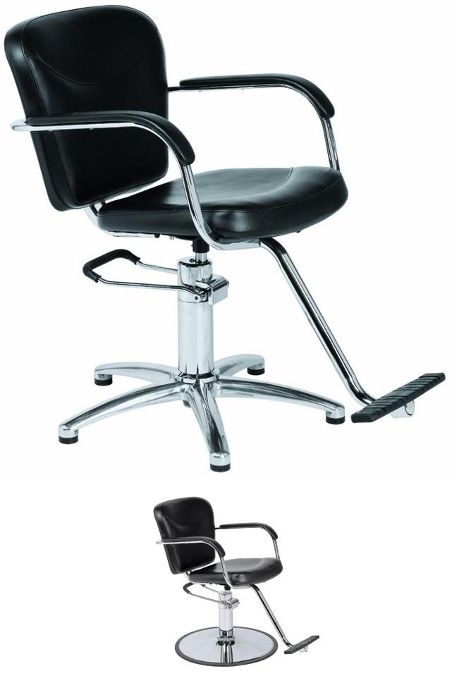 Savvy - Christine Styling Chair #SAV-004T-B