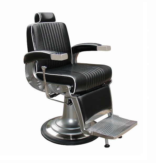 Samson - Steel Barber Chair