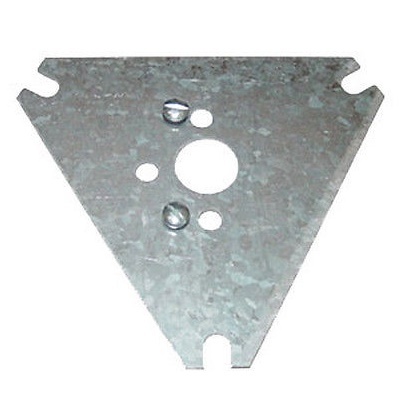 William Marvy - Barber Pole Motor Mounting Plates