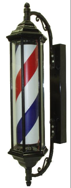 Mac - Barber Pole Vintage