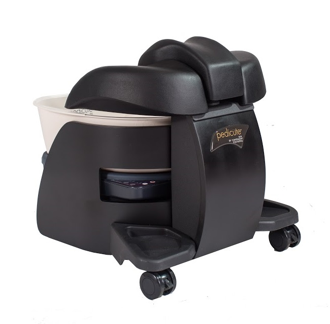 Continuum Footspas - Pedicute Portable Spa