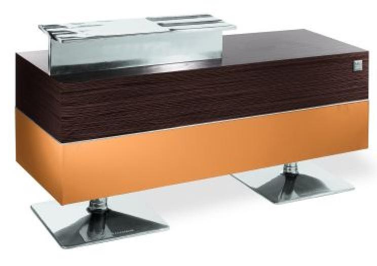 Design by Porsche - Torix Pelle Reception Desk