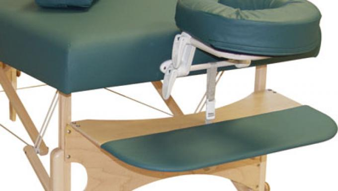Oakworks - Portable Arm Rest Shelf