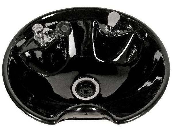 Jeffco - 8200-570 Porcelain Shampoo Bowl