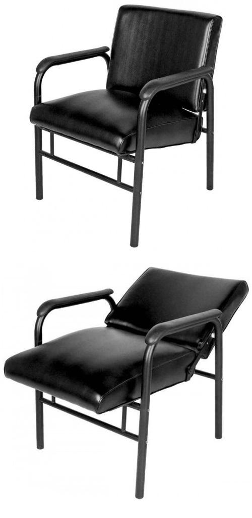 Jeffco - Classic Automatic Shampoo Chair