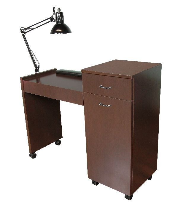 "Jeffco - Java 42"" Nail Table"