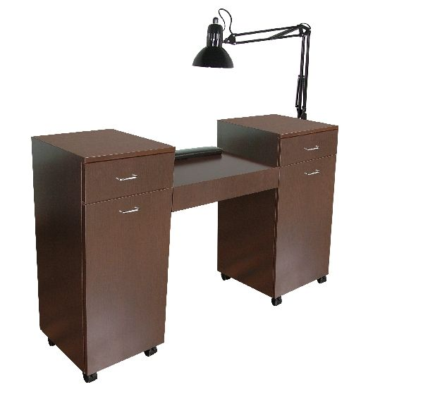 "Jeffco - Java 56"" Nail Table"