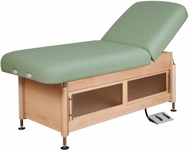 Oakworks - Clinician Electric-Hydraulic Lift-Assist Backrest Top