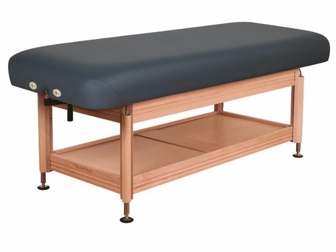 Oakworks - Clinician Manual-Hydraulic Flat Top