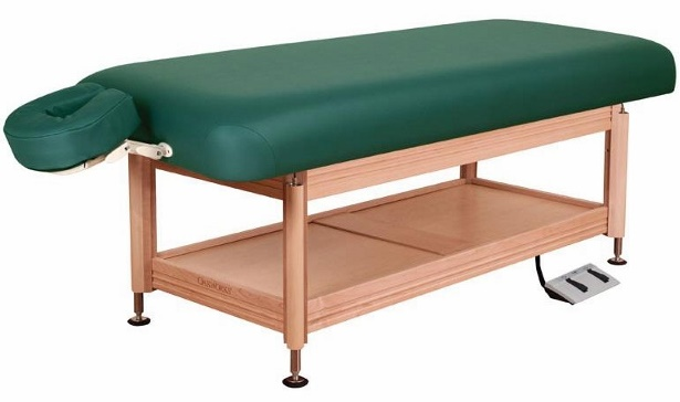 Oakworks - Clinician Electric-Hydraulic Flat Top