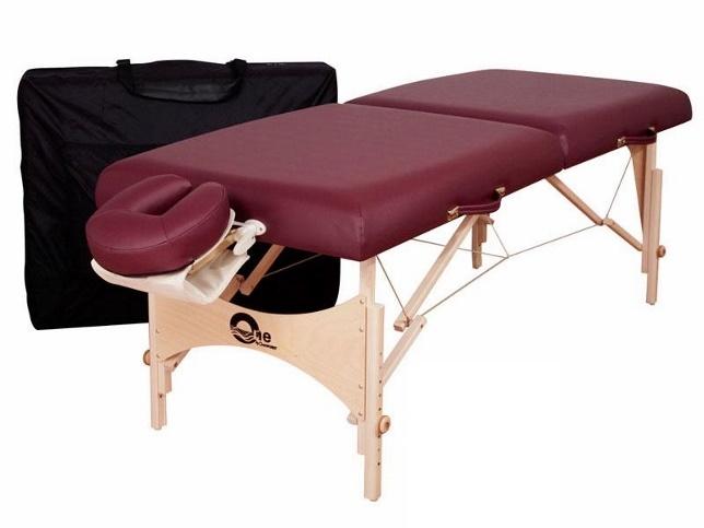 Oakworks - One Massage Table Package