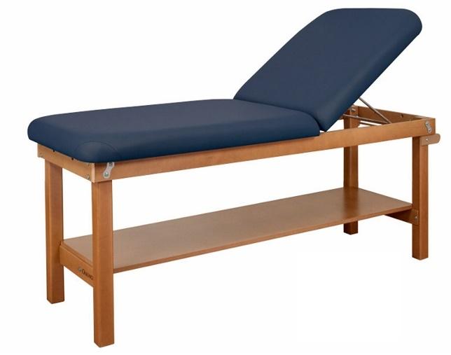 Oakworks - Powerline Wave Backrest Top with Shelf