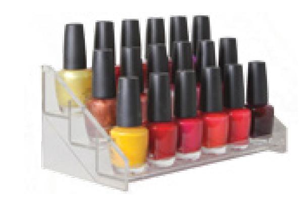 Savvy - Tina Acrylic Nail Polish Display #SAV-585