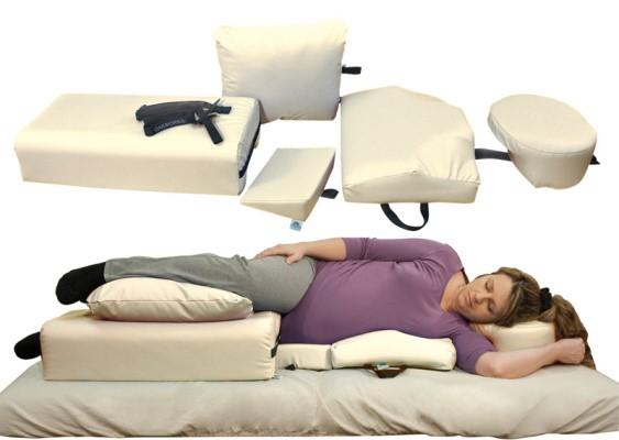 Oakworks - Side Lying Positioning System