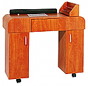 Belvedere - Monterey Manicure Table Vented