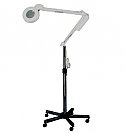 Pibbs - Magnifying Lamp w/ Caster - 5 Diopter