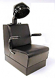 Mac - Dryer Chair w/ Belvedere Mega Hood Dryer