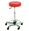 Pibbs - Sweetline Round Seat with Thick Cushion