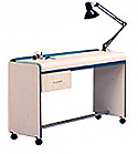 Belvedere - Cosmos Manicure Table 48""