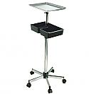 Pibbs - Salon Evolution Metallic Silver Tray