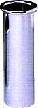 """Pibbs - 1.5"""" Diameter Curling Iron Holder - Chromed"""