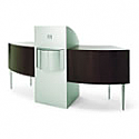 Gamma Bross - Rondesque 2 Receptionist Desk