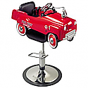 Pibbs - Fire Truck Kid's Hydraulic Chair