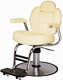 Belvedere - Seville All Purpose Chair with Chrome Frame