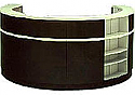 Belvedere - Embassy Desk with Retail Display