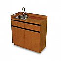 Veeco - Dispensary Sink Cabinet