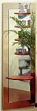 Salon Ambience - Santiago Station - Wood Shelf