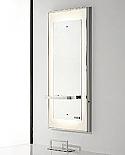 Salon Ambience - Platinum Station - Aluminum Shelf