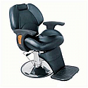 Samson - Jumbo Super Size Hydraulic Barber Chair