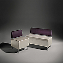 Salon Ambience - Opale Reception Chair