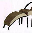 Salon Ambience - Leg Rest for Backwash