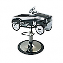 Pibbs - Police Car Kid's Hydraulic Chair