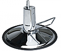 Mac - Large Hydraulic Round Base