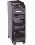 Mac - Beauty Trolley 2756BK