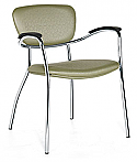 Global - Cassie/Caprice Reception Armchair