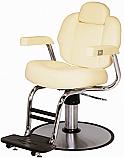 Belvedere - Seville Styler Chair with Chrome Frame