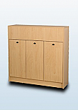 Takara Belmont - Koken Shampoo Storage Lower Unit #SL742L