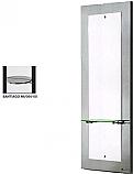 Salon Ambience - Santiago Station - Aluminum Shelf