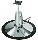 """Pibbs - Italian 24"""" Round Hydraulic Base"""