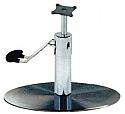 Pibbs - Italian Flat Hydraulic Base - Round