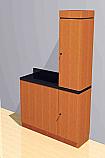 Mac - Wooden Storage Unit #1057