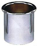 """Pibbs - 3"""" Diameter Blower Holder - Chromed"""