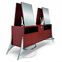Gamma Bross - Platineuse 4 Central Island Styling Station