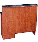Kaemark - A La Carte 4-Ft Reception Desk LC-240